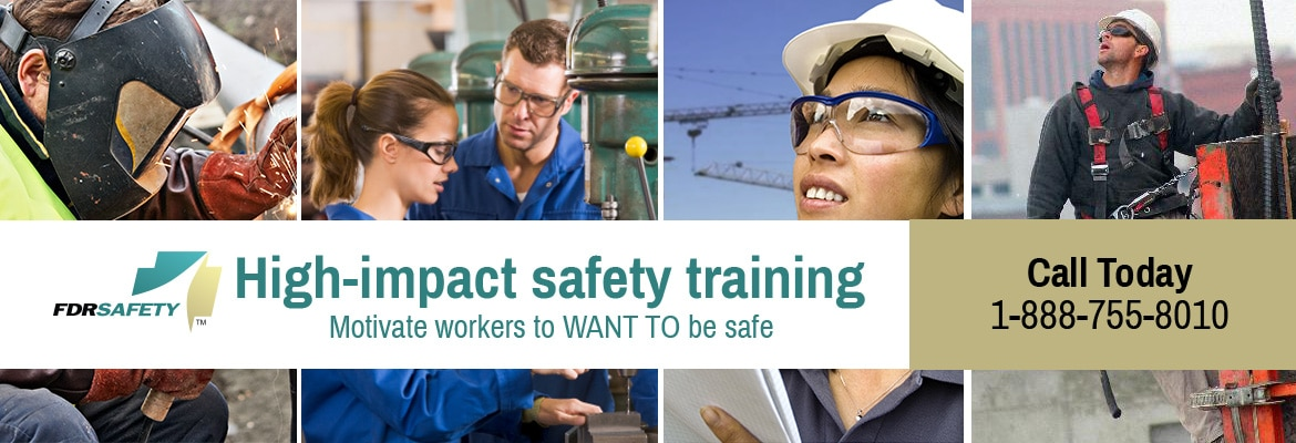 High-impact safety training