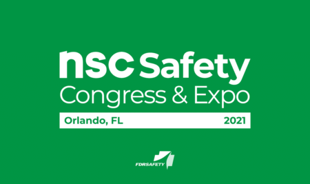 FDRsafety Shines at National Safety Council's Congress & Expo